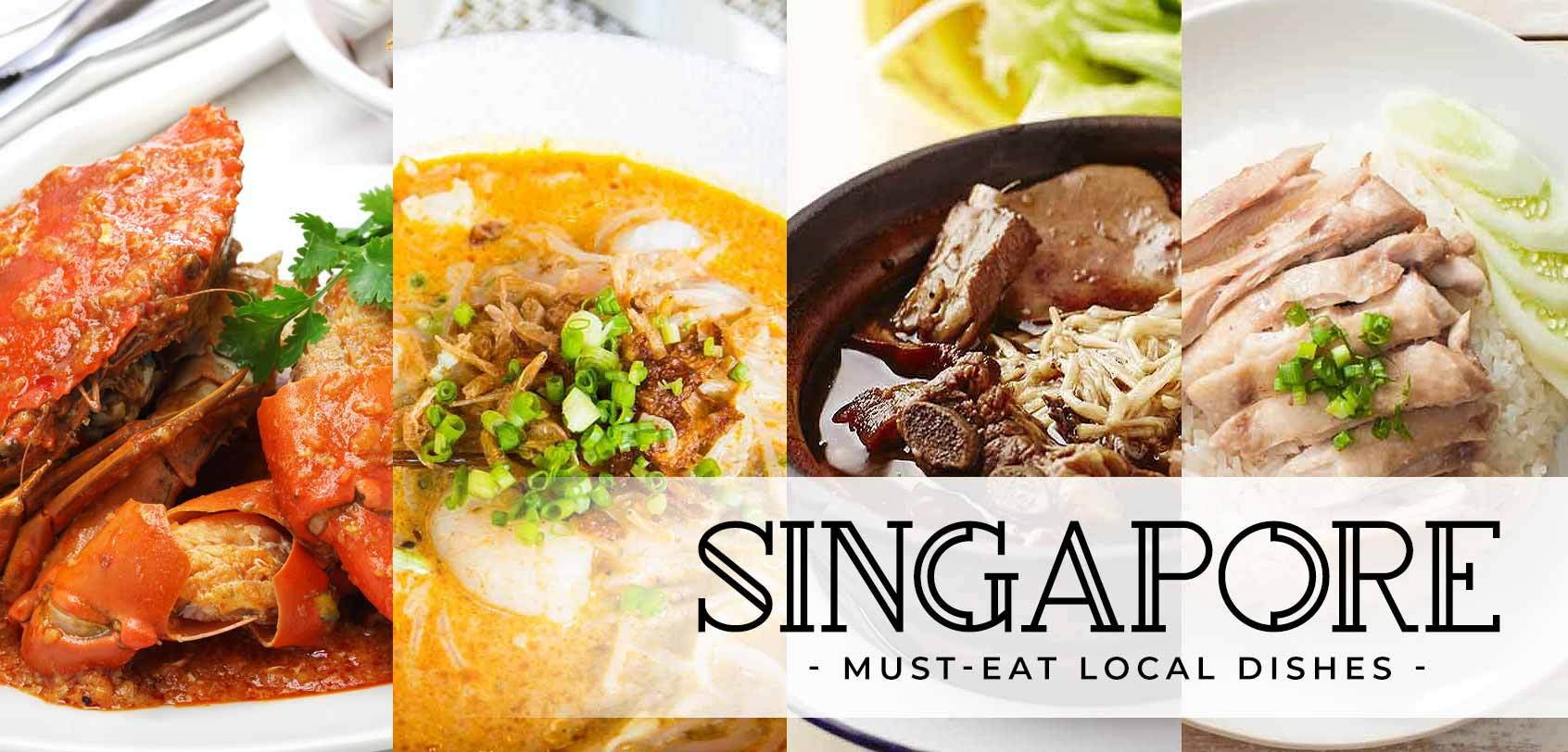 Singapore food must try