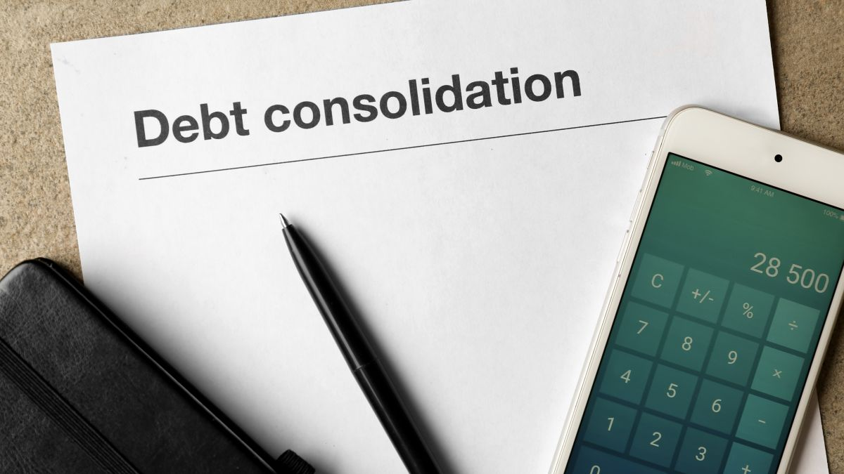 debt consolidation company